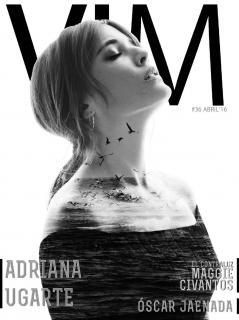 Adriana Ugarte en Vim Magazine [1109x1479] [271.86 kb]