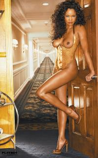 Garcelle Beauvais en Playboy Desnuda [638x1024] [211.9 kb]