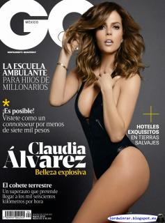 Claudia Álvarez en Gq [1187x1600] [306.78 kb]