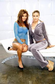 Carmen Electra & Jennifer Walcott [530x800] [74.17 kb]