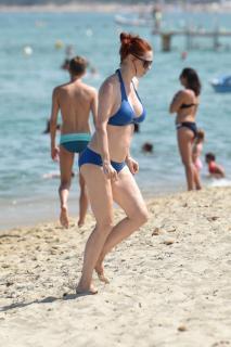 Audrey Fleurot en Bikini [1887x2829] [768.94 kb]