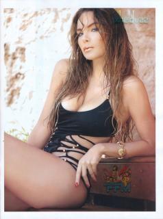 Belinda Peregrín en Revista H [1450x1942] [341.89 kb]