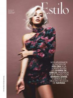 Rita Ora en Glamour [3431x4591] [1898.1 kb]