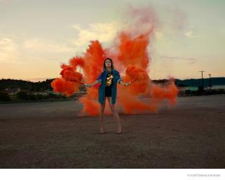 Vanessa Hudgens en Flaunt [800x640] [45.61 kb]