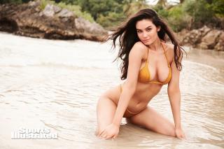 Paula  nackt Anne De 'Sports Illustrated'