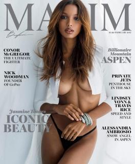 Jasmine Tookes en Maxim [1080x1305] [247.47 kb]