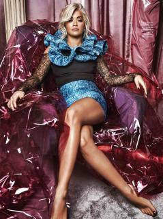 Rita Ora en Glamour [3431x4591] [2592.55 kb]