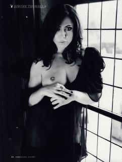 Simone Thomalla en Playboy Desnuda [2630x3472] [830.18 kb]