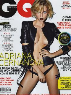 Adriana nackt Cernanova Adriana Cernanova