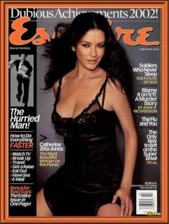 Catherine Zeta Jones en Esquire [757x1000] [137.77 kb]