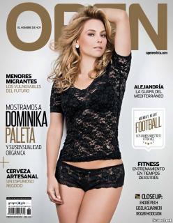 Dominika Paleta en Revista Open [1241x1595] [376.28 kb]