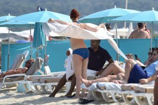 Audrey Fleurot en Bikini [3684x2457] [1232.31 kb]