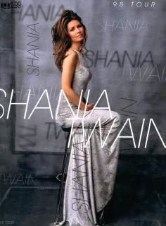 Shania Twain [612x827] [86.46 kb]