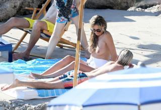 Heidi Klum en Topless [2750x1894] [729.48 kb]
