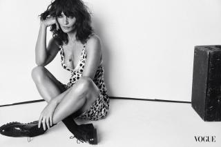Helena Christensen en Vogue [1000x667] [97.57 kb]