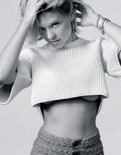 Léa Seydoux en Gq [390x500] [49.46 kb]