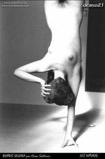Luz Natural: El Desnudo y el cine español [500x750] [41.42 kb]