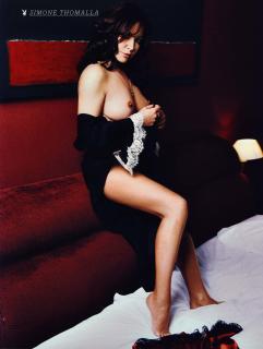 Simone Thomalla en Playboy Desnuda [2625x3472] [961.51 kb]