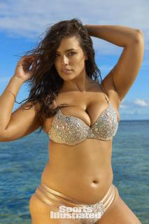 Ashley Graham en Si Swimsuit 2017 [1280x1920] [361.48 kb]