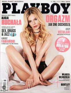 Alicja Ruchala en Playboy [1850x2400] [1027.25 kb]