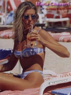 Marta Chávarri in Bikini [371x494] [34.59 kb]