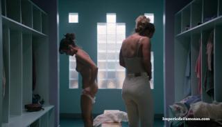 Alison Brie en Glow Desnuda [1280x738] [139 kb]