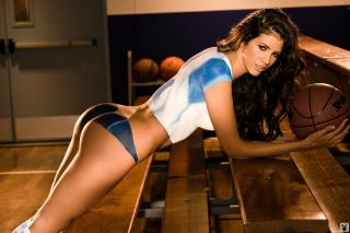 Hope Dworaczyk en Playboy Bodypaint [1600x1067] [163.33 kb]