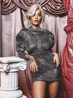 Rita Ora en Glamour [3431x4591] [2921.92 kb]
