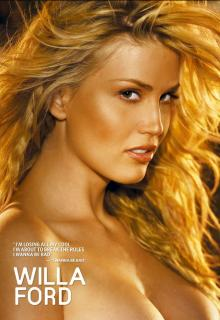 Willa Ford en Playboy [999x1447] [162.07 kb]