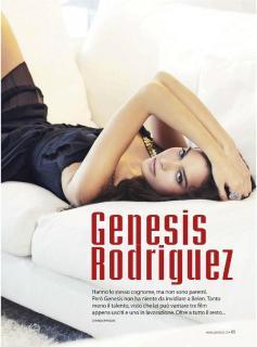 Génesis Rodríguez [800x1080] [82.99 kb]