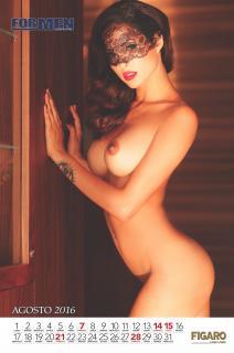 Mariana Rodríguez en Calendario For Men 2016 Desnuda [2835x4276] [1087.89 kb]