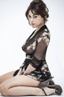 Valentina Lodovini  nackt