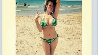 Rocío Madrid en Bikini [1389x780] [164.45 kb]