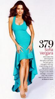Sofia Vergara en Instyle [1384x2500] [378.76 kb]