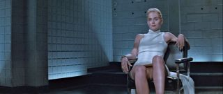 Video Sharon Stone Nude, Sex Scene - Basic Instinct (1992)