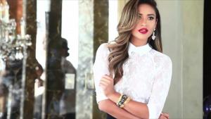 Video Shay Mitchell - Glamour Magazine Mexico