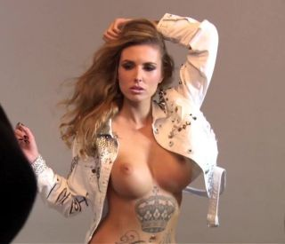 Video Mireia Pairo Nude - Interviu Making Of