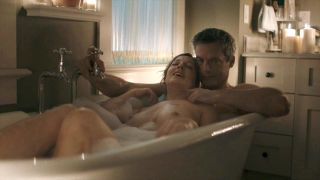 Video Judy Greer Desnuda En La Bañera - Kidding S01e05