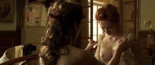 Video Eleanor Tomlinson Nude - Colette (2018)