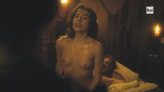 Video Chiara Bianchino Nude - The Name Of The Rose 1X01 (2019)