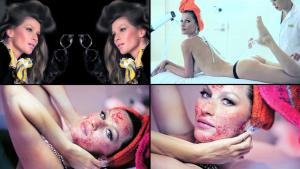 Video Gisele Bundchen Naked - Vogue Italia 2013