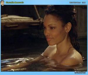 Video Garcelle Beauvais Desnuda - Wild Wild West (1999)