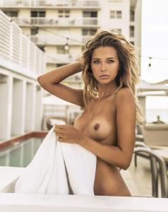 Video Sandra Kubicka Desnuda - Treats! Magazine 2016