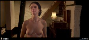 Video Lily James Desnuda - The Exception (2016)