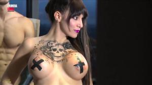 Video Steisy Desnuda Primera Linea Making Of