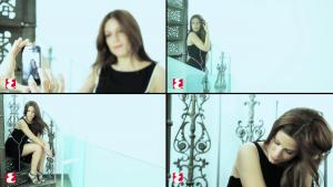 Video Iria Del Rio - Making Of Esquire