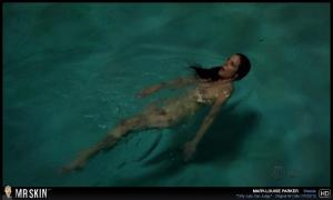 Video Mary-louise Parker Nadando Desnuda - Weeds