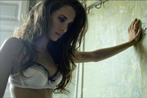 Video Silvia Alonso In Lingerie For Man Magazine (january 2011)