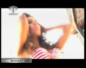 Video Elisabetta Gregoraci - Backstage Calendario 2007