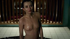 Video Emily Browning Nude - American Gods S01E05